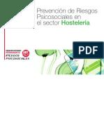 Guia_PREVENCION DE RIESGOS PSICOSOCIALES EN HOSTELERIA