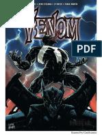 Venom comic book