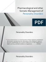 personality dis tt pharmacological somatic.ppt