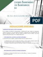 Clases de Construccion II - Instalaciones Sanitarias Griferias 2019