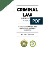 Criminal Law Case Principles-1
