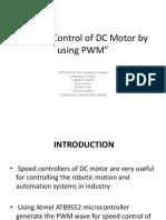 DcmotorPWM
