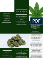 is medical marijuana right for you