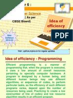 Idea of efficiency.docx