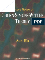 lecture-notes-on-chern-simons-witten-theory