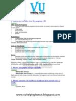 CS101 SOLVED SHORT AND LONG QUESTIONS [www.vuhelpinghands.blogspot.com].pdf