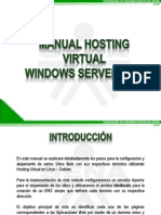 Manual Hosting Virtual Windows Server 2008 Lared3811