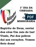 CRUZ MISSIONARIA