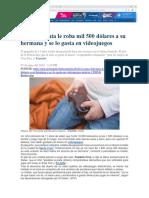 Noticia Semaforo