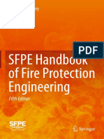 SFPE Handbook of Fire Protection Engineering 5th Edition