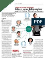 Medico Clinica Las Condes