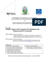 IGRID Smart Grid Capacity Development and Enhancement in Tanzania by Mvungi and Hannu (1)