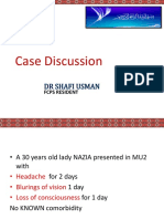 APLA BY DR SHAFI