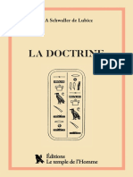 Schwaller de Lubicz - La Doctrine