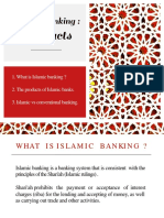 Islamic Banking Products
