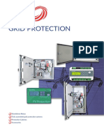 Grid Protection Brochure 2017