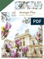 Lund University Strategic Plan 2017-2026