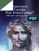 War Jesus Caesar 1999