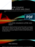 Writing for College Admission.pptx