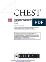Diagnosing Tuberculosis Infection in The