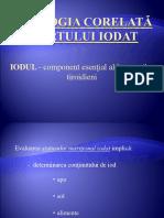 Curs 7-GUSA ENDEMICA-CANCERUL TIROIDIAN-TIROIDITE