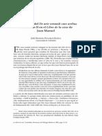 Influencia del De arte venandi cum avibus de Federico II en el Libro de la caza de Juan Manuel.pdf