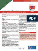 SHERWIN WILLIAMS ENDUIDO PLASTICO INTERIOR.pdf