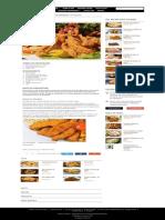 Pui Shanghai - Rețetă Simplă Și Rapidă Pentru Prânz