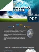 GEOLOGY & EARTH'S TREASURE.pptx