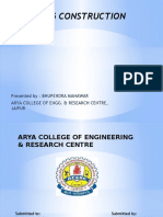 PWD Training Report Civil