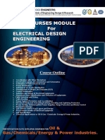Electrical Design and  Detailed Engineering.pdf