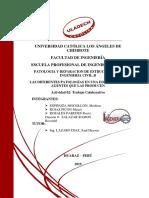 PATOLOGIA Y REPARACION DE ESTRUCTURAS EN INGENIERIA CIVIL