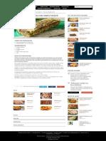 Drob de Ciuperci - Cea Mai Simplă Rețetă - Retete Culinare - Romanesti Si Din Bucataria Internationala