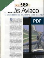 Reportaje AO Anuario Avion Revue 2000