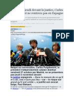 Convoqué jeudi devant la justice_noticia Le Monde