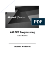 ASP.net Programming - Student Workbook
