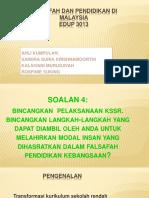 FALSAFAH DAN PENDIDIKAN DI MALAYSIA SANDRA12.pptx