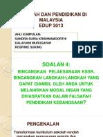 FALSAFAH DAN PENDIDIKAN DI MALAYSIA SANDRA.pptx