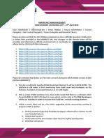 ANNOUNCEMENT - MAINNET 27042019.pdf
