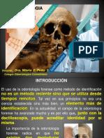 Odontologia Legal y Forense