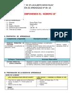 SESION 09 U5 - DESCOMPONEMOS EL NUMERO 20 - Enma (1)