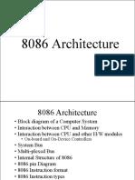 8086 Architecture