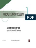 Fiscalità no problem