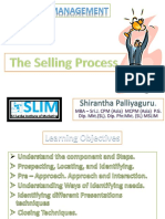 Personal Selling Process Final 2
