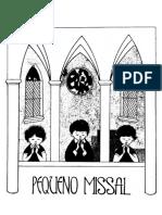 Pequeno Missal P&B Reformatado