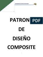 patrones de diseño composite