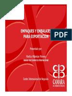 EMPAQUES CAMARA DE COMERCIO