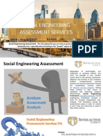 Social Engineering Assessment Services PA