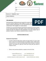 Manual Insumos Organicos - 2019