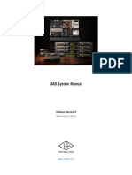 UAD System Manual